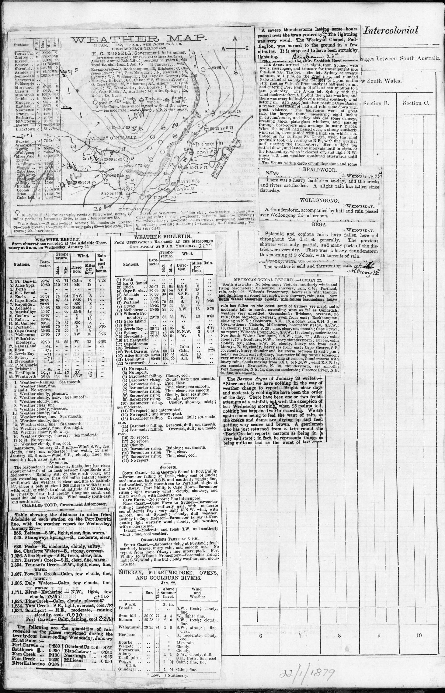 18790122t Weather map