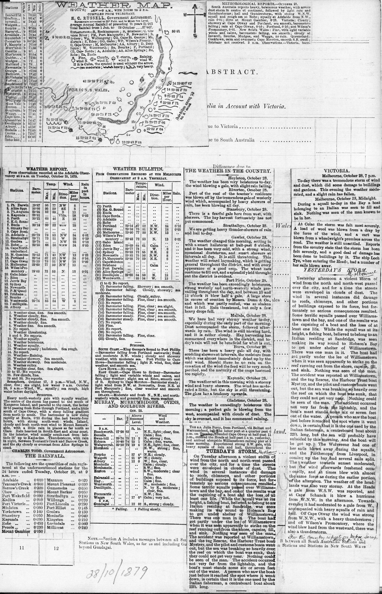 18791028t Weather map